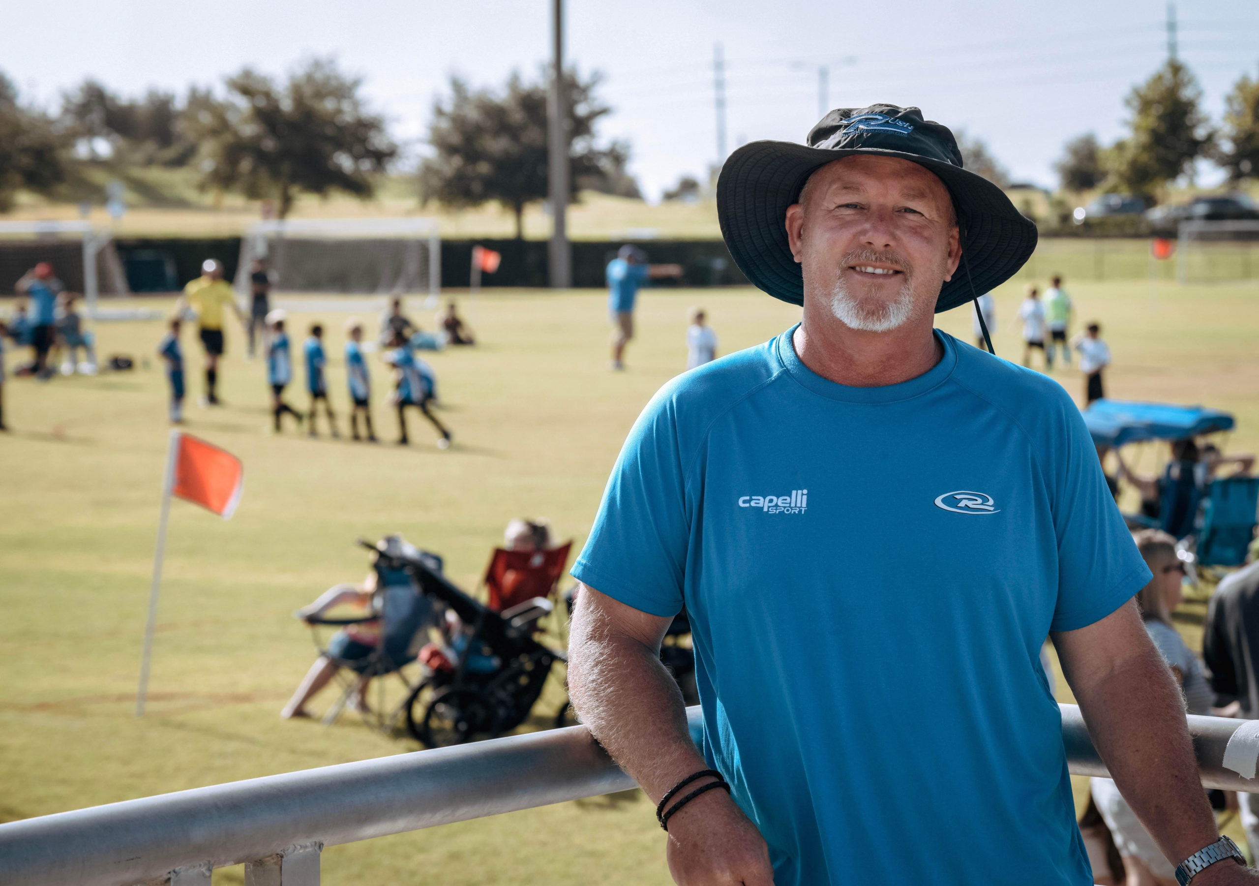 Richie Gray Soccer